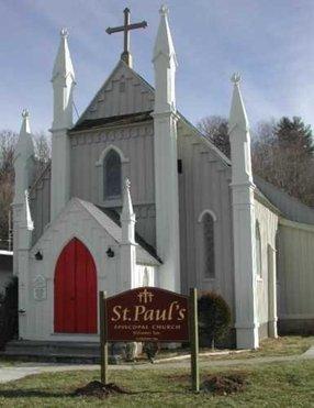 St. Paul's Episcopal Church in Chittenango,NY 13032