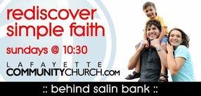 Lafayette Community Church in Lafayette,IN 47909-7302
