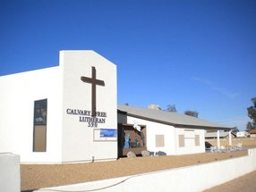 Calvary Free Lutheran Church, Arizona in Mesa,AZ 85207-7006
