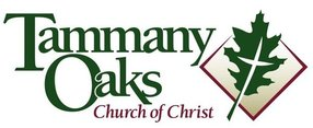 Tammany Oaks Church of Christ in Mandeville,LA 70471-1953