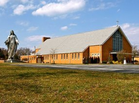 Holy Spirit Roman Catholic Church in New Castle,DE 19720-1290