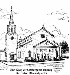 Our Lady Of Czastochowa, Worcester MA in Worcester,MA 01610-1998