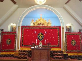 St. Mary's Jacobite Syriac Orthodox Church (Malankara) in Lynbrook,NY 11563
