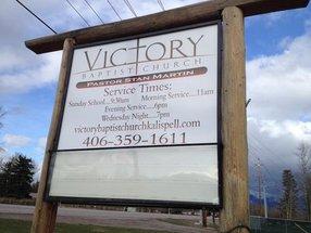 Victory Baptist Church Kalispell, MT in Kalispell,MT 59901-7709
