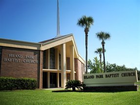 Hiland Park Baptist Church in Panama City,FL 32405-5859