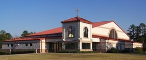 St. Patrick Catholic Church Lufkin , Tx