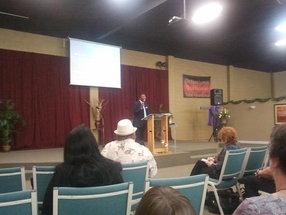 Perazim International Christian Center