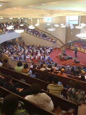 Cathedral of Praise Church of God in Christ