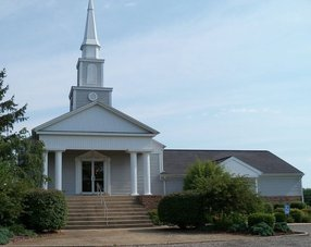 Charleston Calvary Baptist Church in Charleston,IL 61920-7626