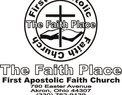 The Faith Place (First Apostolic Faith Church) in Akron,OH 44307-1565