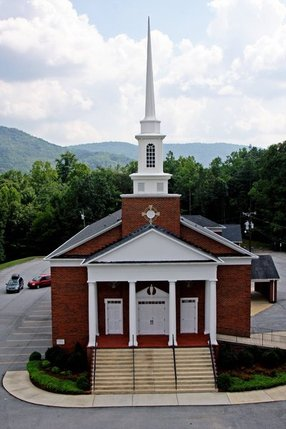 Hoopers Creek Baptist Church in Fletcher,NC 28732