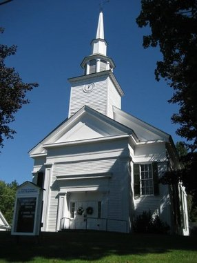 United Church of New Marlborough in Southfield,MA 01259-0008