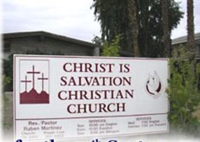 Christ Is Salvation Church