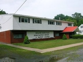 Greater Glens Falls Bible Baptist Church in Hudson Falls,NY 12839-1120