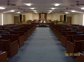 Lee Creek Baptist Church in Van Buren,AR 72956-7427