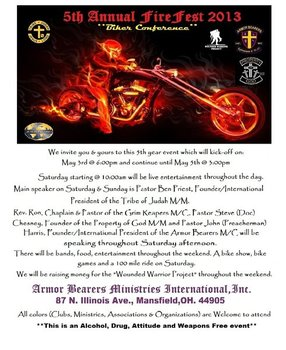 Armor Bearers Ministries International Inc.