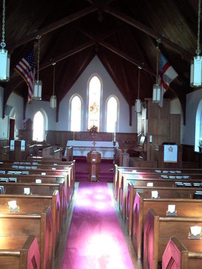 All Saints Episcopal Church in Franklin,NC 28734-2946