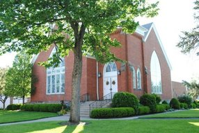 Bluffton Presbyterian Church in Bluffton,OH 45817-0149