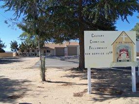 Calvary Christian Fellowship The Fire House