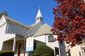 Christ Church, Harrison