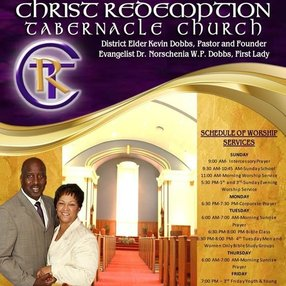 Christ Redemption Tabernacle Church