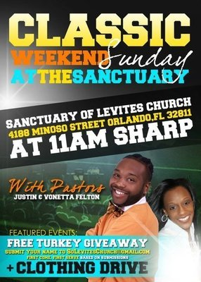 Sanctuary of Levites Church