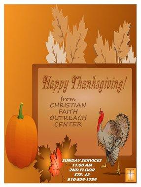 CFOC - Christian Faith Outreach Center