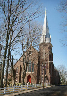 Doylestown Presbyterian Church in Doylestown,PA 18901-4344