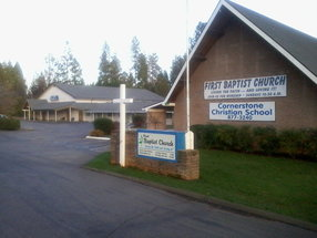 First Baptist Church Paradise