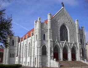 Guardian Angels Catholic Church in Kansas City,MO 64111-4227