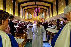 Holy Cross Lutheran Church Wheat Ridge CO