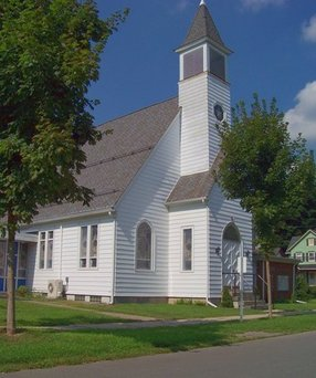 Hope Evangelical Free Church in Matamoras PA in Matamoras,PA 18336-1206