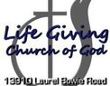 Life Giving Church of God in Laurel,MD