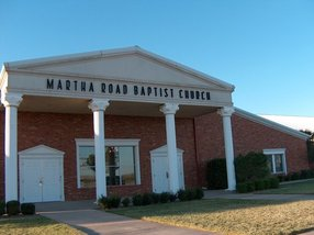 Martha Road Baptist Church in Altus,OK 73521