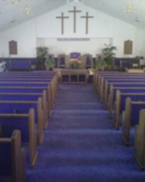 Mills Chapel Holiness Church