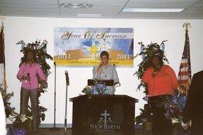 New Birth Christian Fellowship