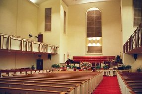 New Calvary Missionary Baptist Church in Atlanta,GA 30310-4528