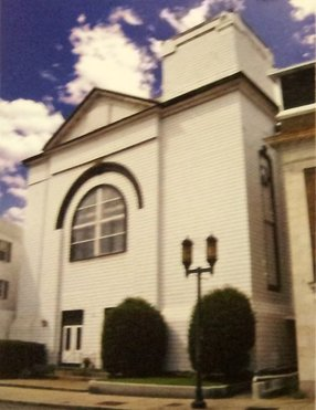 New England Baptist Church