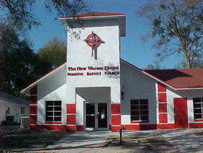 New Warner Chapel P.B. Church in Winter Park,FL 32789-4175