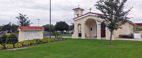 Our Lady of Grace Catholic Church in Avon Park,FL 33825-3219