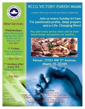 RCCG Victory Parish Miami