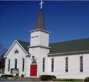 Reeders United Methodist Church in Reeders,PA 18352-0187