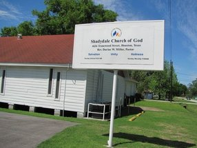 Shadydale Church of God in Houston,TX 77016-4533