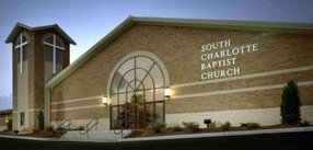 South Charlotte Baptist Church, Pineville, NC in Pineville,NC 28134-6379