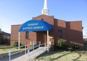 Sunrise Baptist Church in El Paso,TX 79904-2719