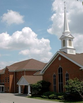 Tates Creek Christian Church in Lexington,KY 40502-2998