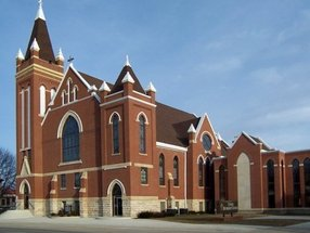 Hampton United Methodist Church in Hampton,IA 50441-2002