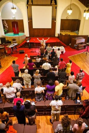 Grace Church Feltonville in Philadelphia,PA 19120-4429