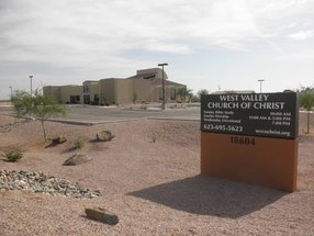 West Valley Church of Christ in Goodyear,AZ 85326