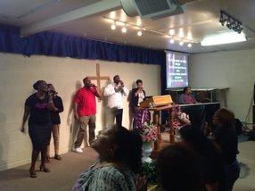 The Building Christian Fellowship